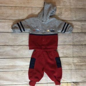 Oshkosh Baby Boy Outfit (U2003)